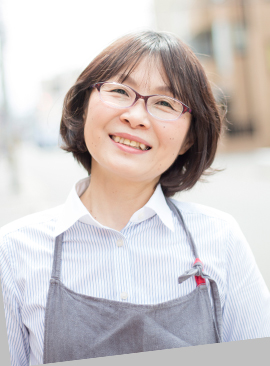 檜垣 由香里 Higaki Yukari