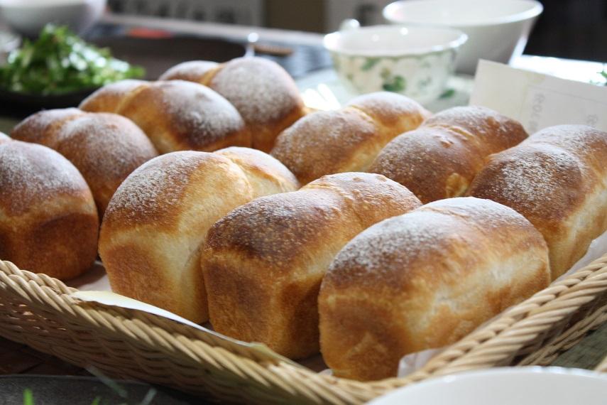 初級3_イギリスパン
